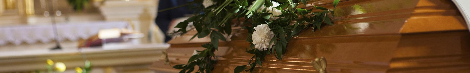 Begravelsesmenuer